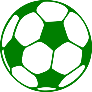 Soccer ball clipart green png free download Green Football Clip Art at Clker.com - vector clip art online ... png free download