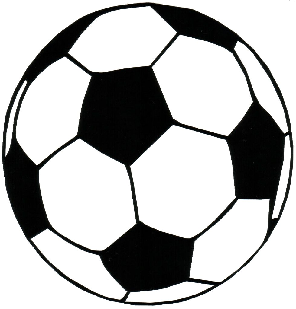 Soccer Ball clipart   Parma Heights Christian Academy banner royalty free library
