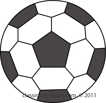 Soccer ball clip art free free clipart images - Cliparting.com clip library library