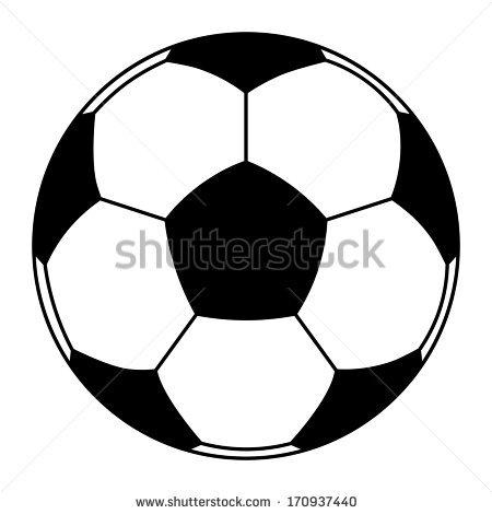 Soccer ball clipart vector royalty free library Soccer Ball Pattern Stock Photos, Royalty-Free Images & Vectors ... royalty free library