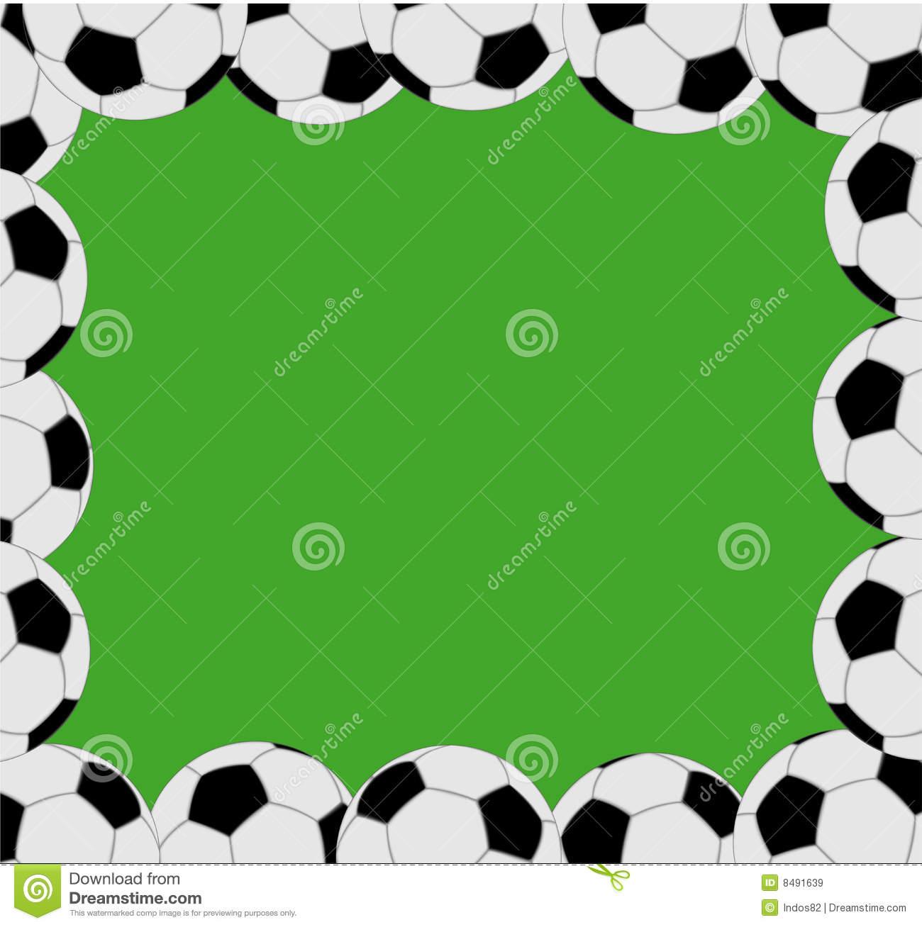 Soccer ball frame clipart clip transparent download Soccer Ball Frame Illustration 8491639 - Megapixl clip transparent download