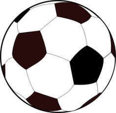 Soccer ball frame clipart banner royalty free download Printable Soccer Ball Shapes - Printable Treats | Meal planning ... banner royalty free download