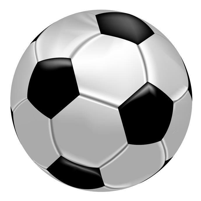 Soccer ball free clip art black and white Vector Soccer Ball | Free Download Clip Art | Free Clip Art | on ... black and white