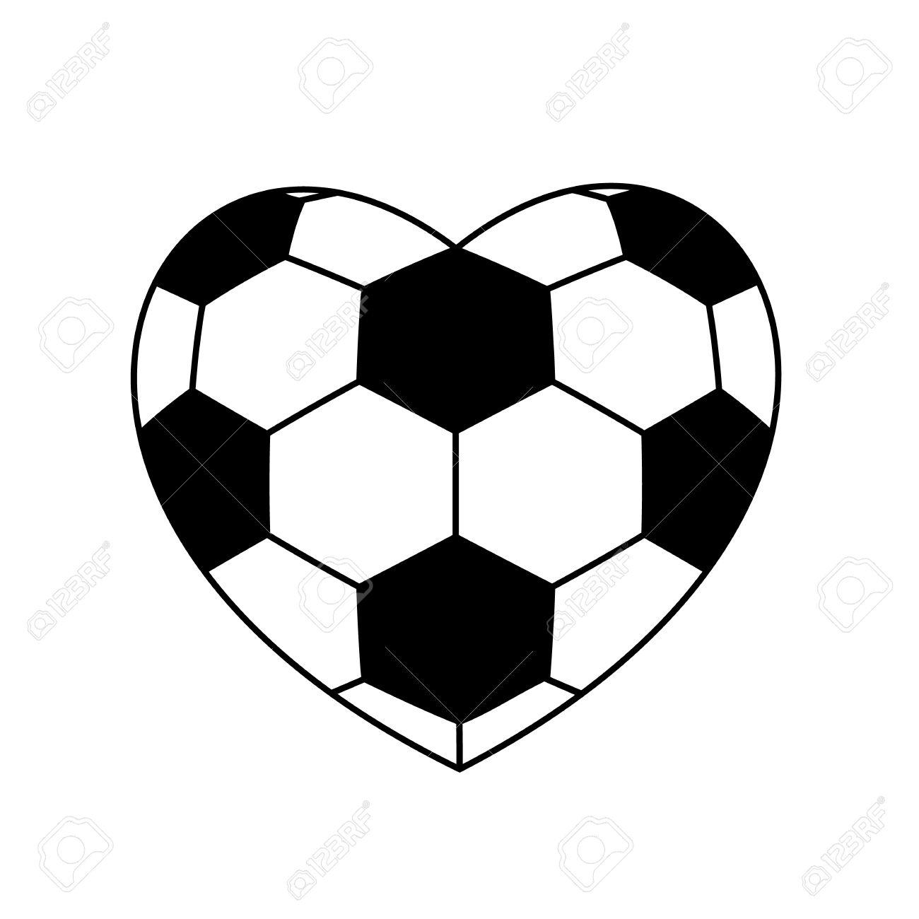 Soccer ball heart clipart svg free Soccer ball heart clipart - ClipartFest svg free