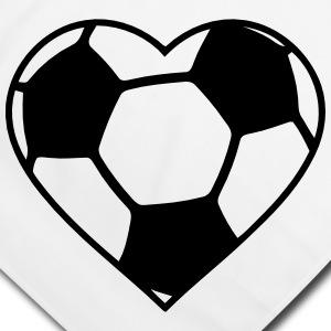 Soccer ball heart clipart banner black and white stock Soccer Caps | Spreadshirt banner black and white stock