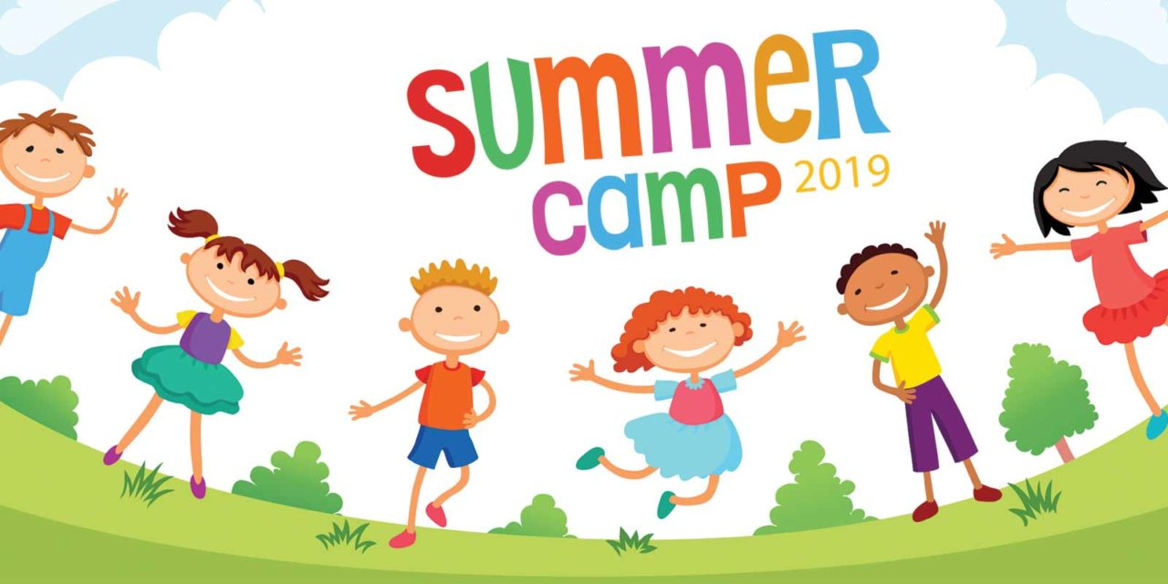 Summer Camp Guide 2019 - Carrollmagazine.com vector black and white download