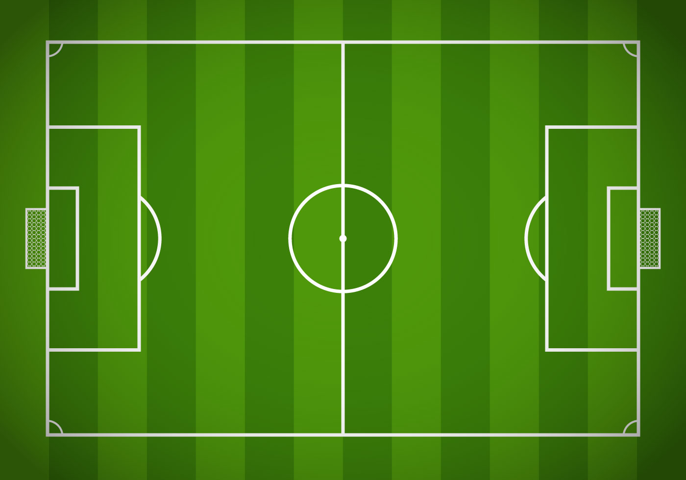 Soccer field background clipart clip art transparent library Soccer Field Free Vector Art - (9,762 Free Downloads) clip art transparent library