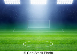 Soccer field background clipart clipart freeuse download Soccer arena Clip Art and Stock Illustrations. 7,089 Soccer ... clipart freeuse download