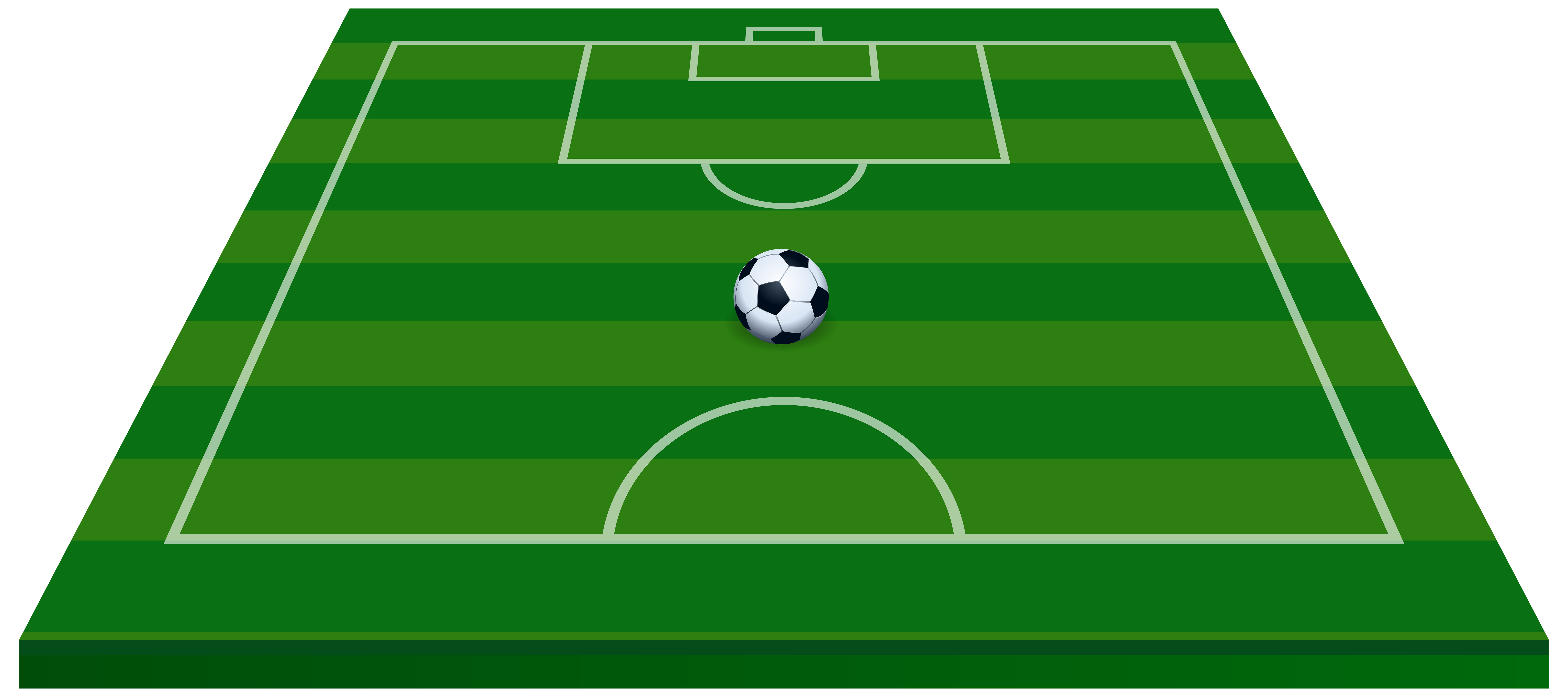 Soccer Field Transparent PNG Clip Art Image | Gallery ... clip library library