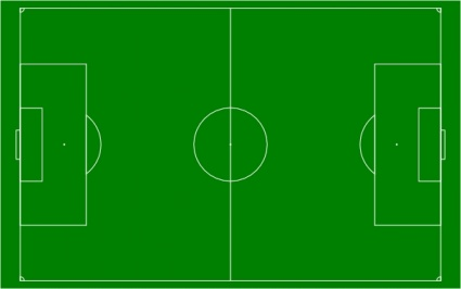 Free download of Soccer Field Football Pitch clip art Vector ... download