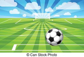 74+ Soccer Field Clipart | ClipartLook banner transparent