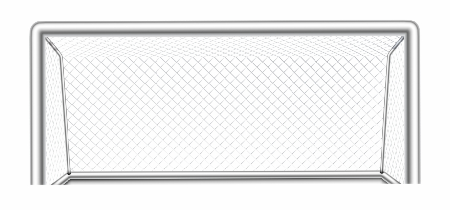 Soccer goal post clipart svg black and white download Football Soccer Gate Png Clip Art - Transparent Background ... svg black and white download