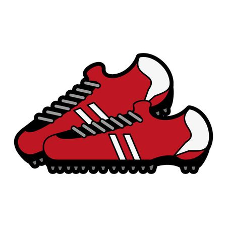 Soccer shoes clipart freeuse download 612 Soccer Cleats Stock Illustrations Cliparts And Royalty ... freeuse download