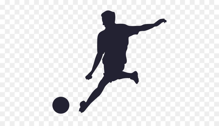 Download shooting ball vector clipart Football Clip art banner stock