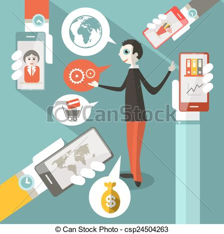 Social media cell phone photo clipart vector transparent download Social media cell phone photo clipart - ClipartFest vector transparent download