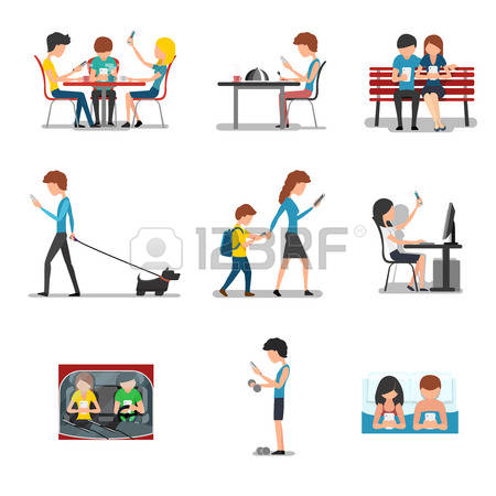 Social media cell phone photo clipart clip library 97,617 Cellphone Cliparts, Stock Vector And Royalty Free Cellphone ... clip library