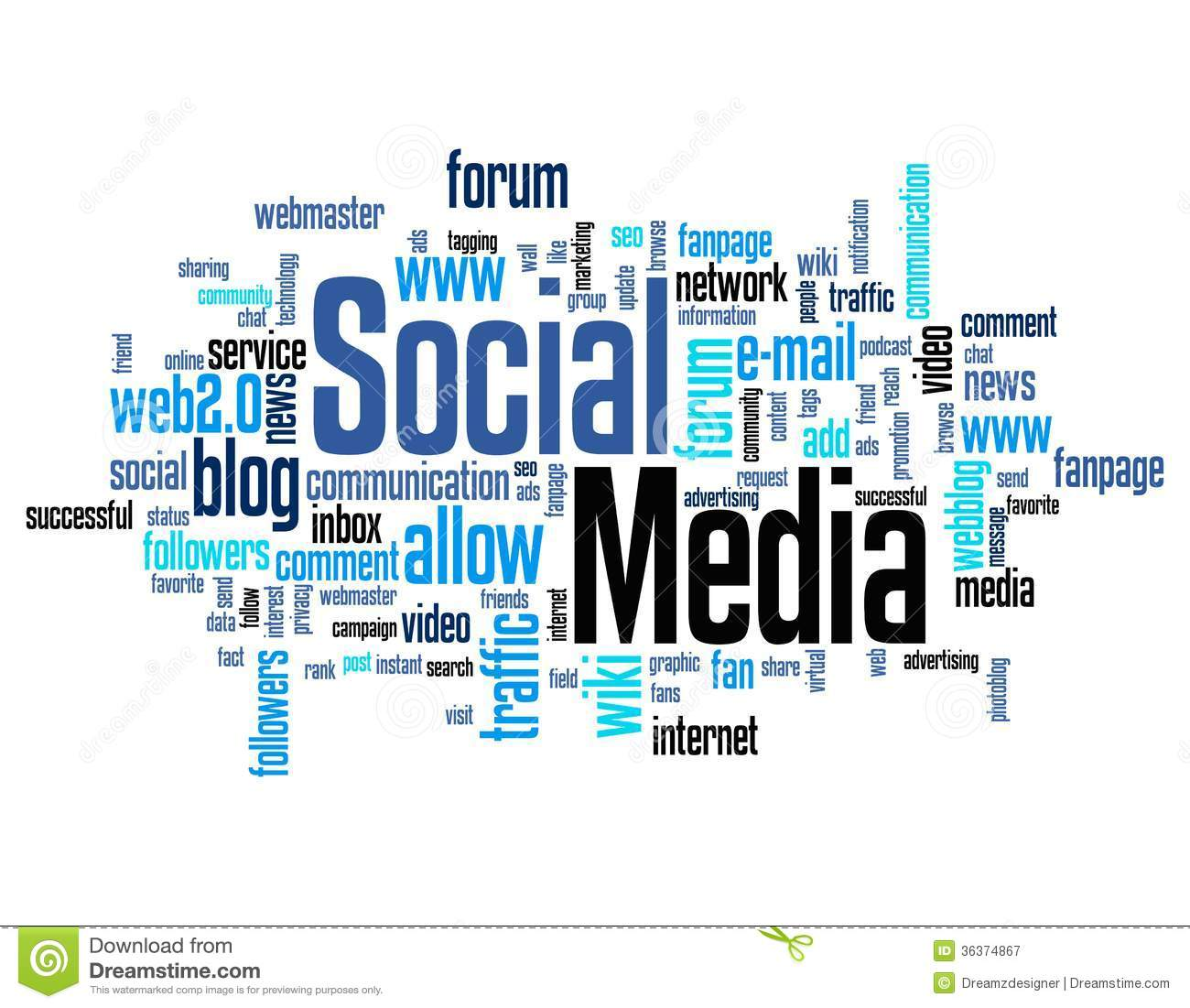 Social media clipart svg freeuse Business Social Media Clipart - Clipart Kid svg freeuse