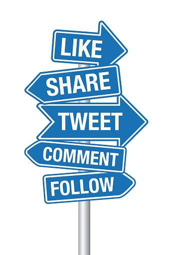 Social media clipart transparent Social media clipart vector - ClipartFest transparent