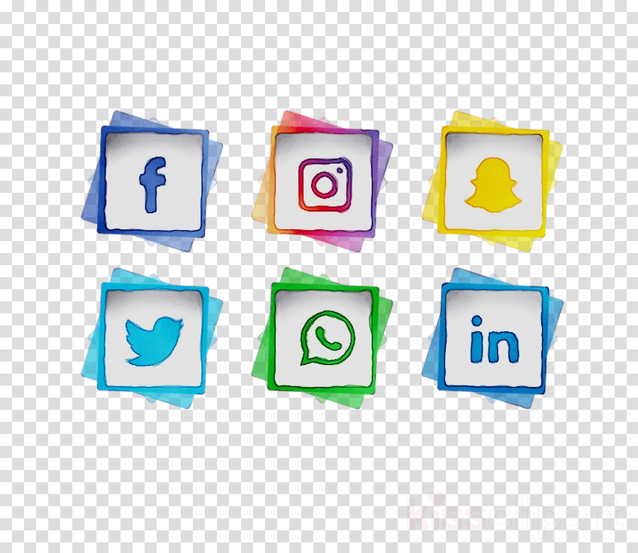 Social media clipart images download graphic transparent stock Download Social Media Icons Png Clipart Social Media Clip ... graphic transparent stock