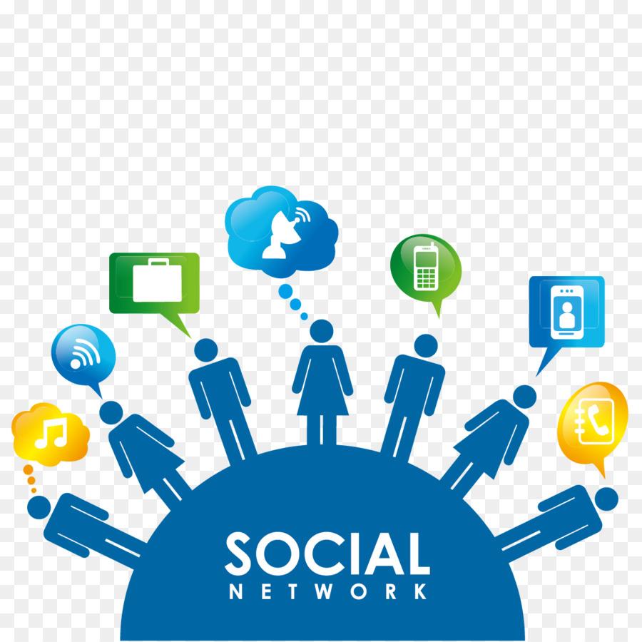 Socila media clipart stock Social Media Logo png download - 1181*1181 - Free ... stock