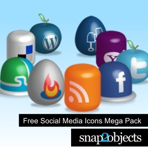 Social media clipart pack clipart black and white download social media icon - 39 Free Vectors to Download   freevectors.net clipart black and white download