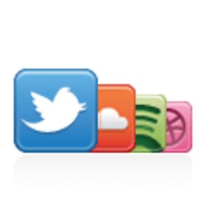 Social media clipart png png freeuse stock Social Media Update3 | Free Images at Clker.com - vector clip art ... png freeuse stock
