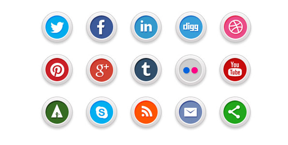 Social media clipart png no background image free stock Social media clipart png no background - ClipartFest image free stock