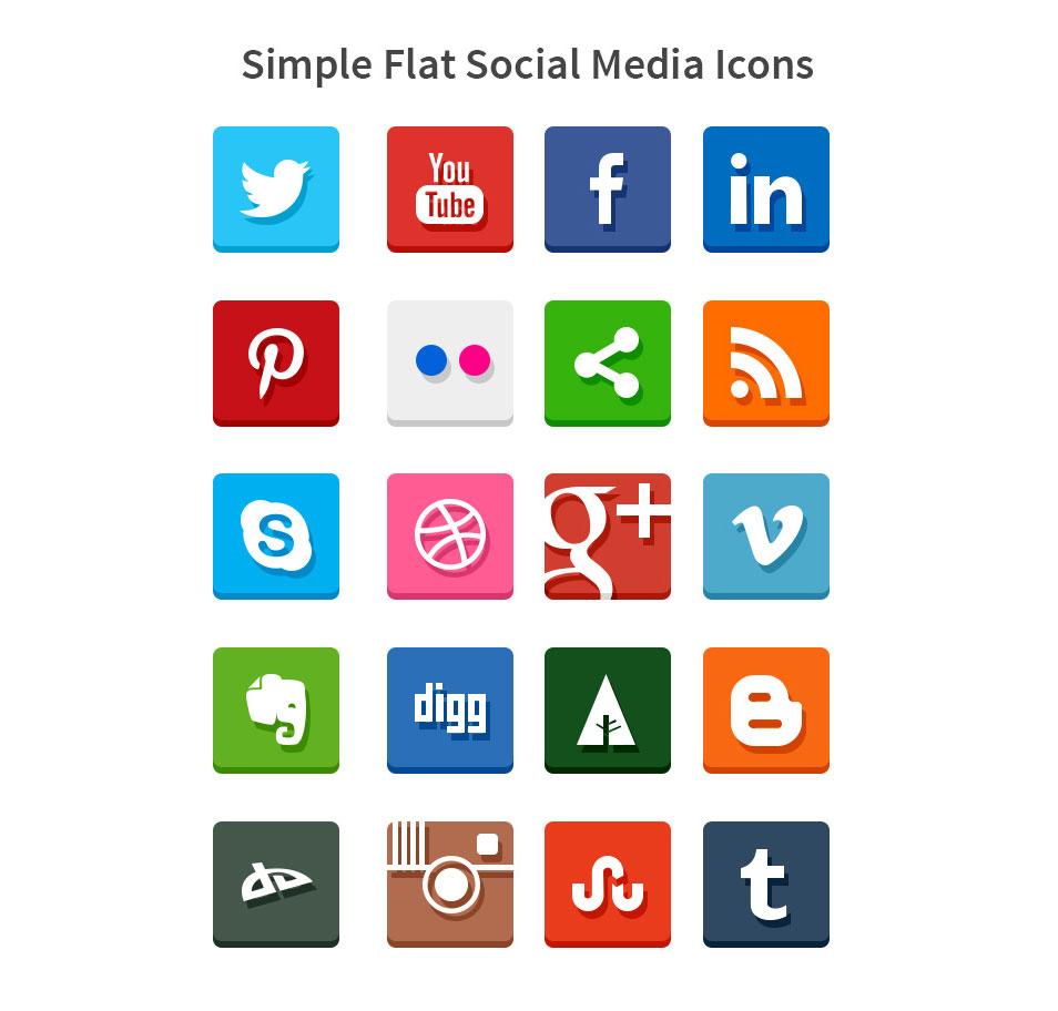 Social media clipart png no background vector library Social media clipart png no background - ClipartNinja vector library