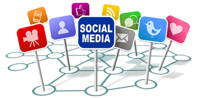 Social media clipart png no background vector library Floating Social Media Icon - Wordpress Plugin - Acurax™ Technologies vector library