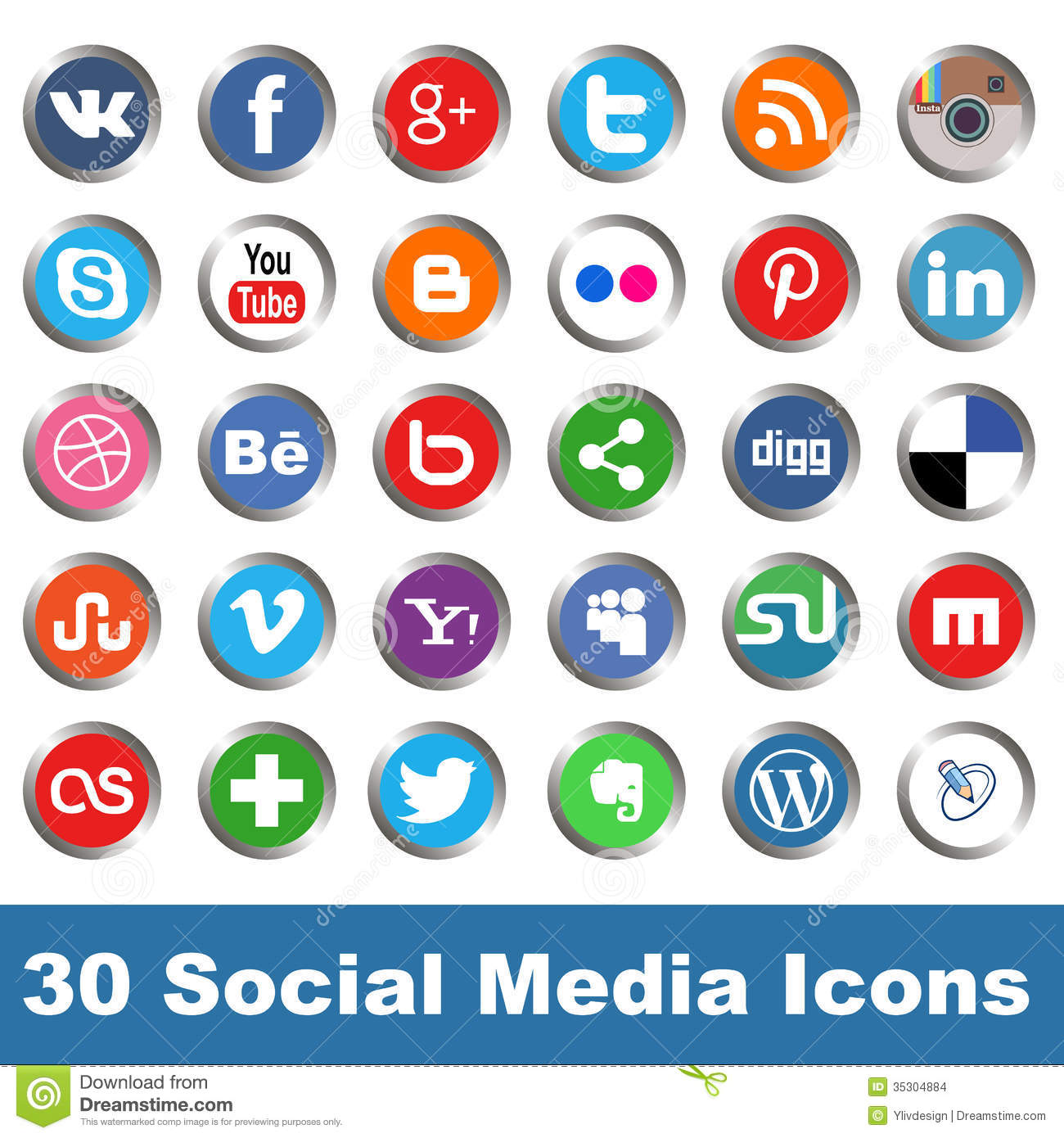 Social media clipart vector clip art library download Vimeo Stock Illustrations – 210 Vimeo Stock Illustrations, Vectors ... clip art library download