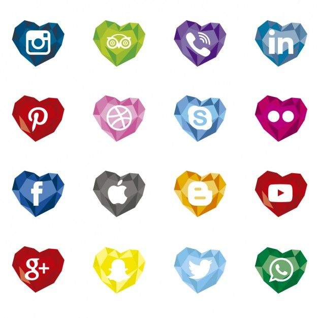 Social media icon clipart banner royalty free 17 Best ideas about Social Media Icons on Pinterest | Free social ... banner royalty free