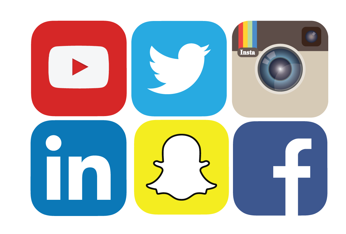 Social media icon clipart banner library download social-media-icons | Technology | Pinterest | Social media icons and ... banner library download