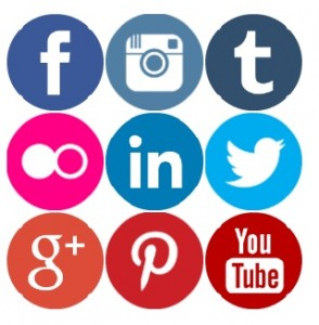 Social media icons clipart graphic freeuse download Why you need to be 'social' - Usk Valley Promotions graphic freeuse download