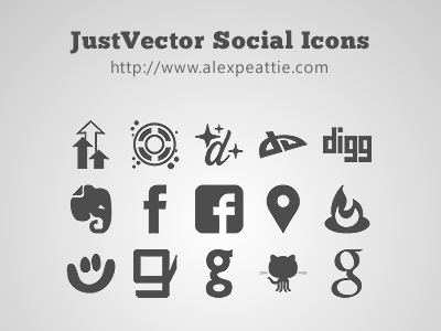 Social media icons clipart picture royalty free stock JustVector Social Media Icons, Cliparts - Clipart.me picture royalty free stock