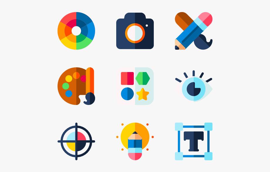 Social media logo clipart transparent vector royalty free stock Free Social Media Logos - Teamwork Icons #1540948 - Free ... vector royalty free stock