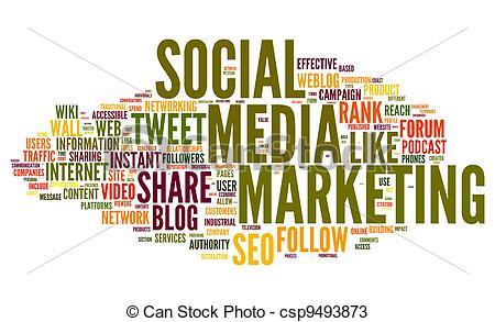 Social media marketing clipart vector library library Social media marketing Clip Art and Stock Illustrations. 48,476 ... vector library library