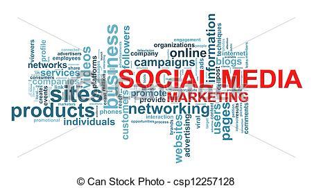 Social media marketing clipart vector black and white library Social media marketing Clip Art and Stock Illustrations. 48,476 ... vector black and white library