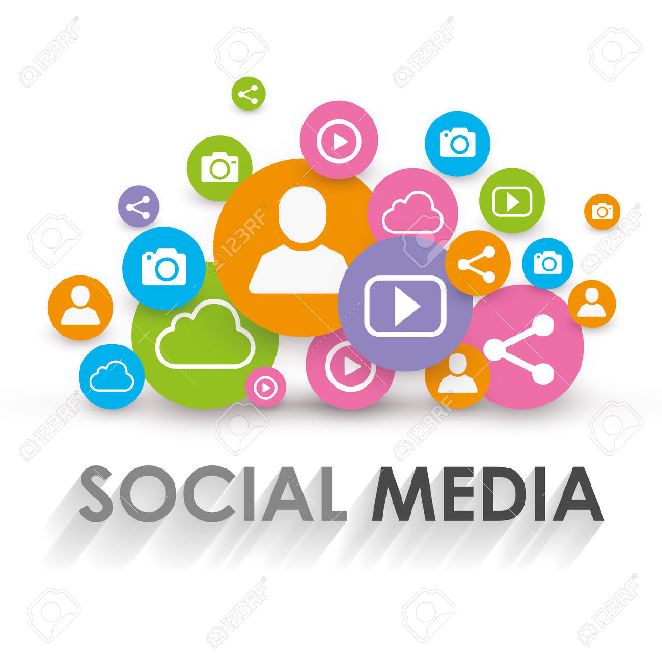 Social media marketing clipart png freeuse stock 21,644 Marketing Manager Stock Vector Illustration And Royalty ... png freeuse stock