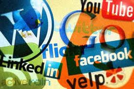 Social media marketing clipart clipart freeuse library Business Social Media Clipart - Clipart Kid clipart freeuse library