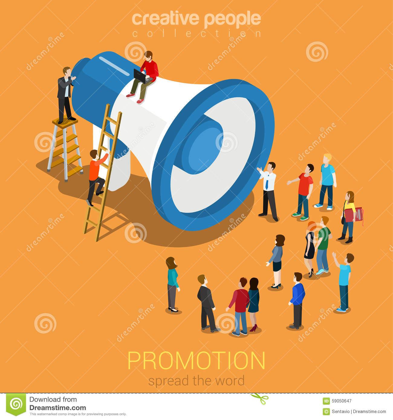 Social media marketing clipart svg royalty free stock Social Media Marketing Online Promotion Flat 3d Web Isometric ... svg royalty free stock