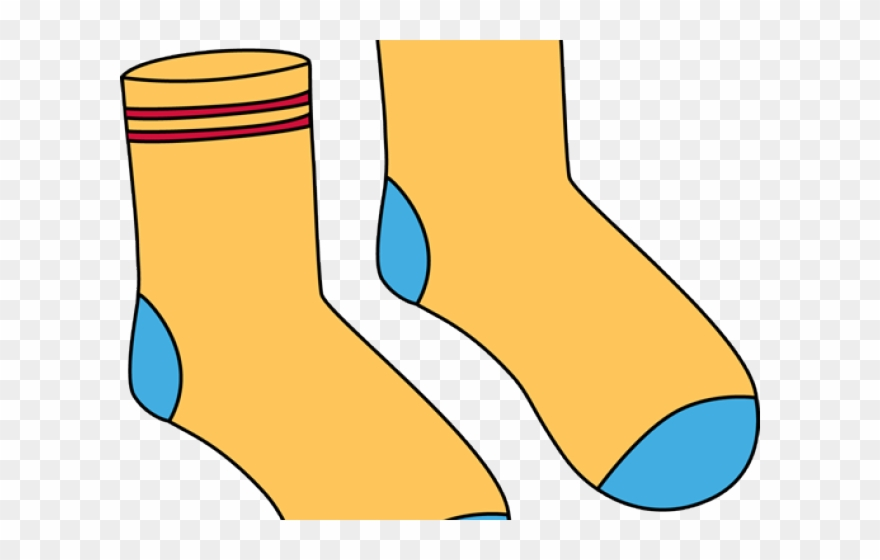 Socks clipart picture royalty free download Socks Clipart Australia - Sock - Png Download (#1391206 ... picture royalty free download