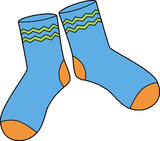Socks cartoon clipart clipart transparent stock Pair of Blue Socks | เครื่องแต่งกาย | Sock image, Socks ... clipart transparent stock