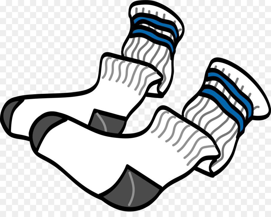 Socks cartoon clipart picture library stock Hand Cartoon clipart - White, Black, Hand, transparent clip art picture library stock