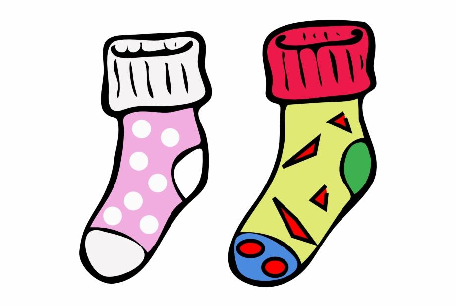 Socks clipart svg royalty free library Socks2 Clip Art At Clker - Socks Clip Art Free PNG Images ... svg royalty free library