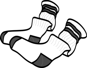 Socks off clipart graphic transparent download Socks Clip Art | Clipart Panda - Free Clipart Images graphic transparent download