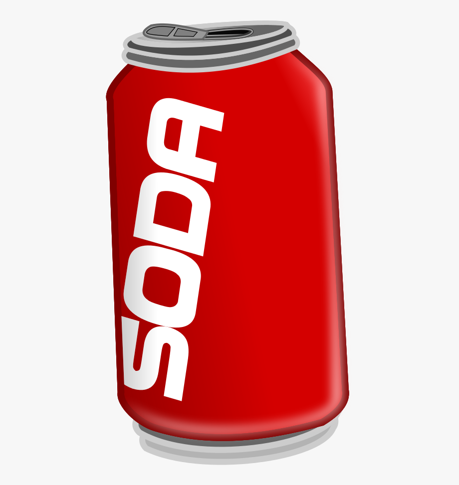 Beverage can clipart png freeuse Soft Drinks Clipart - Soft Drink Clipart #47997 - Free ... png freeuse