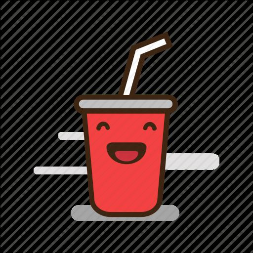 \'Junk Food Emoji Set\' by Akshar Pathak clipart library