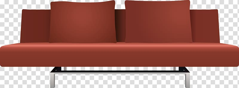 Sofa bed clipart jpg library Sofa bed Couch Painting Euclidean , sofa transparent ... jpg library