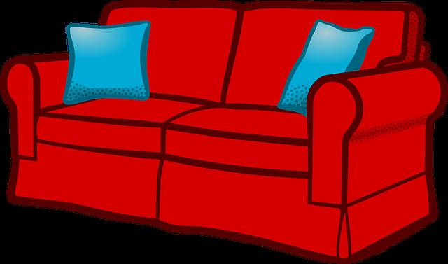 6+ Sofa Clipart | ClipartLook png download