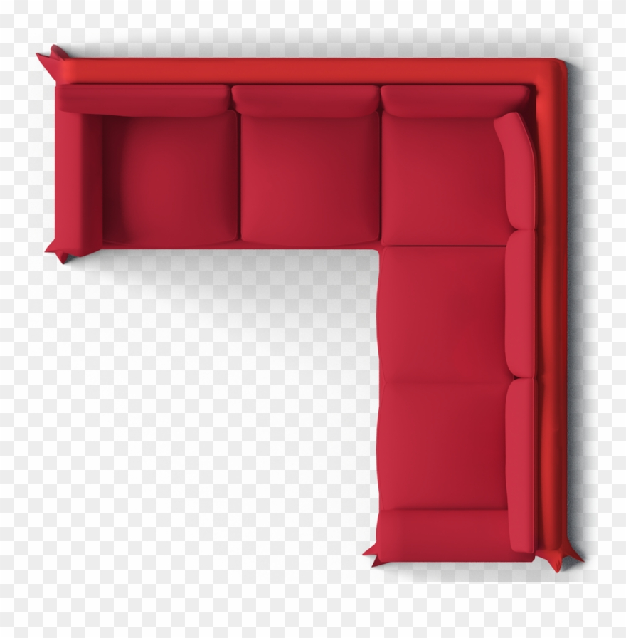 Sofa top view clipart jpg royalty free Bedside Table Png - L Shaped Sofa Top View Clipart (#3651487 ... jpg royalty free